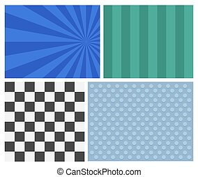 Retro Graphic Backgrounds