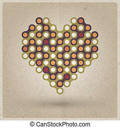 Retro Heart