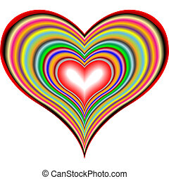 retro hearts 2