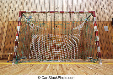 Indoor soccer goal Images and Stock Photos. 1,546 Indoor soccer ...