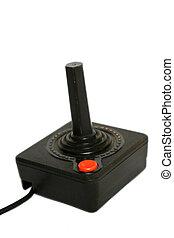 retro, joystick