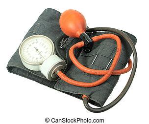 Retro kit for measuring blood pressure