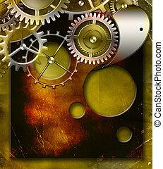 retro, mecanismo