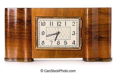 retro, orologio