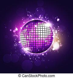 Retro Party Disco Ball