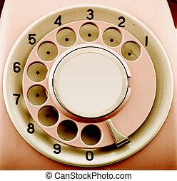 phone - retro phone