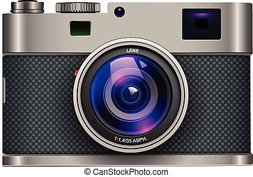 Camera Vintage Vector Png : Camera clip art and stock illustrations camera eps