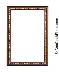 retro picture frame