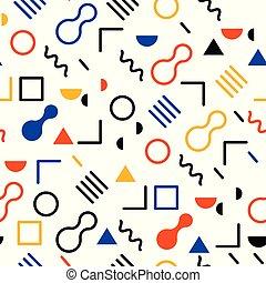Retro Seamless pattern Design