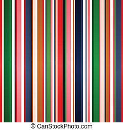 Retro seamless stripe pattern