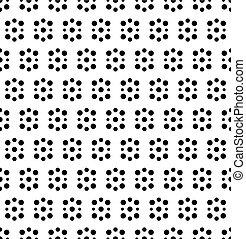 Retro seamless vector pattern