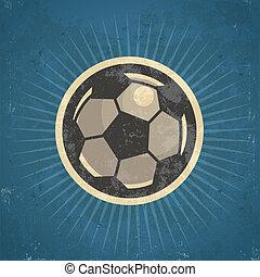Retro Soccer Ball