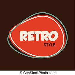 retro style design