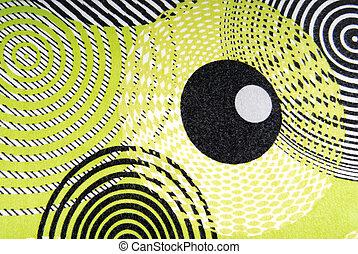 retro style fabric texture background