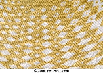 retro style fabric texture