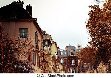 retro style paris