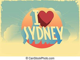 """retro style vector """"i love"""" city postcard design"""
