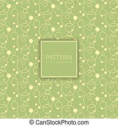 retro styled pattern background 0103 - Retro styled pattern...
