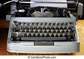 retro typewriter letter - detailed largest survey of small ...