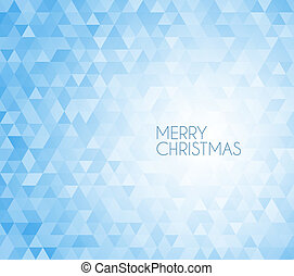 retro vector Christmas background
