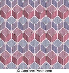 Retro vector seamless pattern
