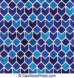 Retro vector seamless pattern