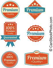 Retro vintage Premium Quality and G