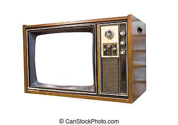 Retro Vintage television 5