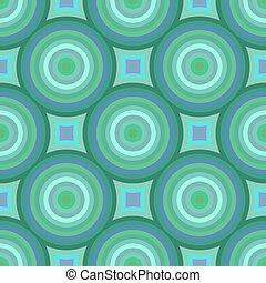 Retro vintage wallpaper - Colorful retro patterns geometric...