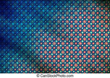 Retro Wallpaper Design