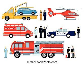 Rettungs Fahrzeuge.eps