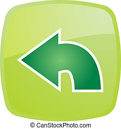 Return navigation icon