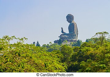 reus, boeddha, hong kong