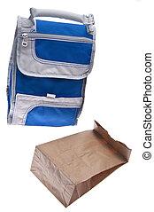 reusable , vs , διαθέσιμος , δεύτερο πρόγευμα , τσάντα