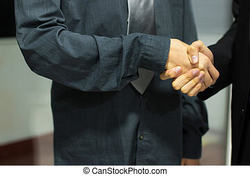 reussite, professionnels, onduler, leur, mains