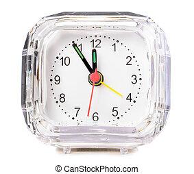 reveil, horloge analogue