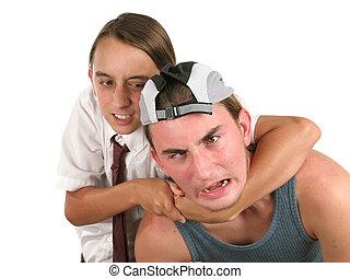 Revenge on Bully 1