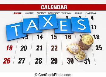 revenu impôts