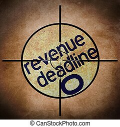 Revenue deadline target