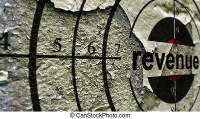 Revenue grunge target