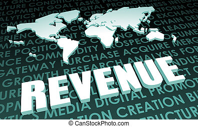 Revenue Industry Global Standard on 3D Map