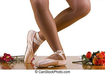 Reverence Ballet Workout. Dress Rehearsal. - Caught...