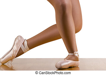 Reverence Grande Ballet Workout - Caught movements of ballet...