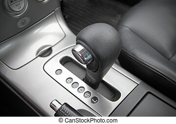 Reverse Gear - The mechanism of switching modes of automatic...