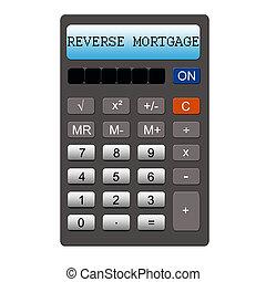 Reverse Mortgage Calculator - An imitatin calculator with...
