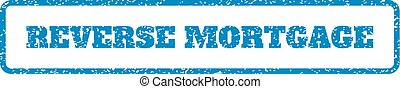 Reverse Mortgage Rubber Stamp