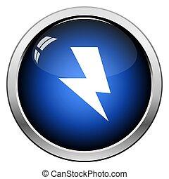 Reversed Bolt Icon