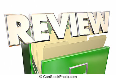 Review Documents Paperwork Archives 3d Word Evaluation - ...