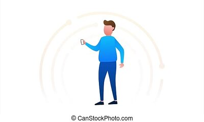Review us User rating concept. Review and rate us stars. Business concept. Stock illustration