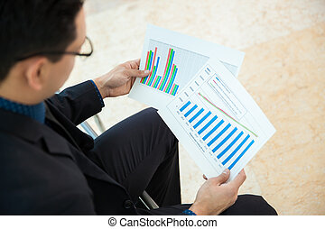 Reviewing performance results